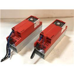 (2) SEW EURODRIVE MC07A022-5A3-4-00 MOVITRAC DRIVE