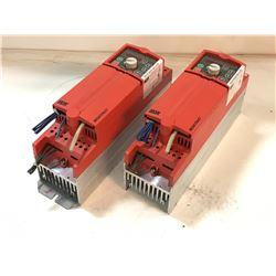 (2) SEW EURODRIVE MC07A030-5A3-4-00 MOVITRAC DRIVE