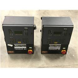 (2) ATLAS COPCO 2101-S4-115R POWER FOCUS