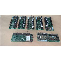 LOT OF CIRCUIT BOARDS (SEE PICS FOR DETAILS)