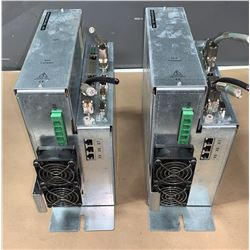 (2) - TOX PRESSOTECHNIK 0610520KF120245B EDC COMPACT 480 VAC 4 POLE 8000 UpM DRIVES
