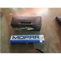 Cable chains and new Mopar BBQ tools