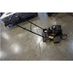 Yard Machines Gas lawn mower