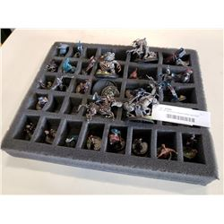 LOT OF MALIFAUX MINIATURES SECOND EDITION WYRD