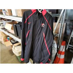 NIKE TEAM CANADA TRACK SUIT SIZE XL
