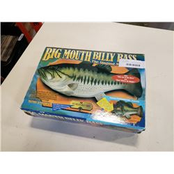 BIG MOUTH BILLY BASS SINGING FISH