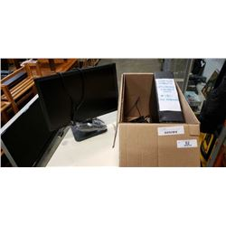 Acer computer tower with windows 10, 640 gb HDD, 3 GB DDR3 ram with monitor, keyboard  and mouse