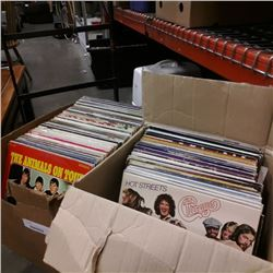 2 boxes of records chicago, the doors and more