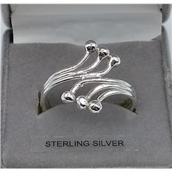 STERLING SILVER RING - RETAIL $150