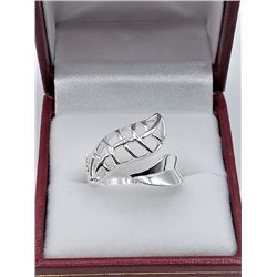 STERLING SILVER FILIGREE RING - RETAIL $200