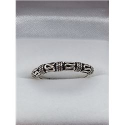 STERLING SILVER RING W/ APPRAISAL $450