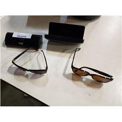 Ralph Lauren and Michael Kors sunglasses