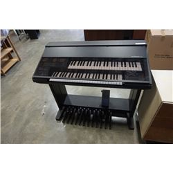 Yamaha electone HS-4 electric stand up keyboard with voice