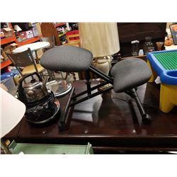 As new kneeling chair