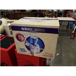 BALCK AND DECKER ARCTIC TWISTER ICE CREAM MIXER