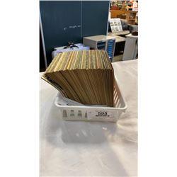 Basket of john Hancock booklets
