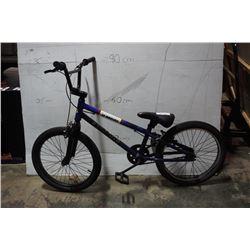 BLUE SE BMX BIKE