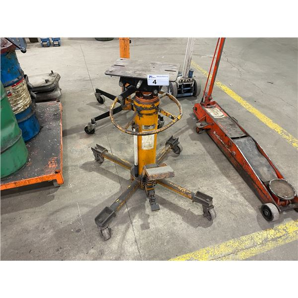 STRONGARM INDUSTRIAL HEAVY DUTY TRANSMISSION JACK 500KG CAPACITY