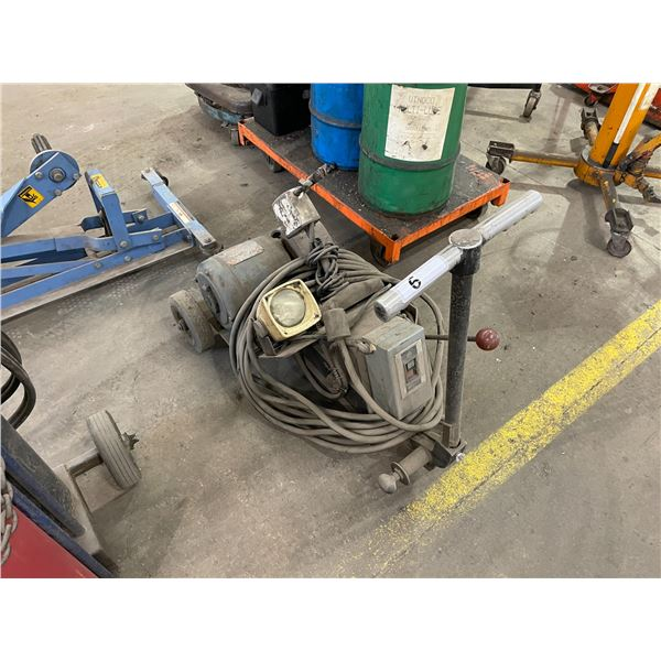 MOBILE ELECTRIC ALIGNMENT SYSTEM