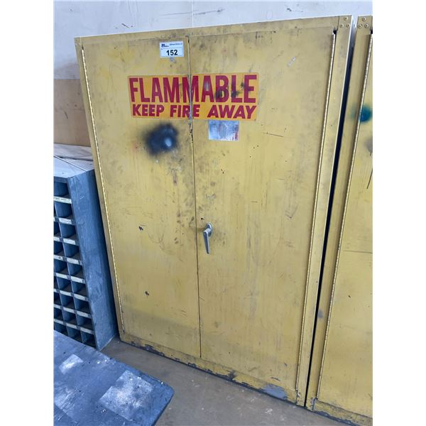 EAGLE 4510 45GAL CAPACITY FLAMMABLE LIQUIDS STORAGE CABINET
