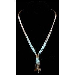 Relios Carolyn Pollack Liquid Silver Necklace