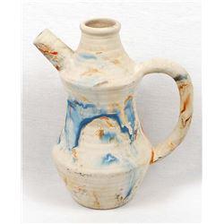 Nemadji Art Pottery Pitcher
