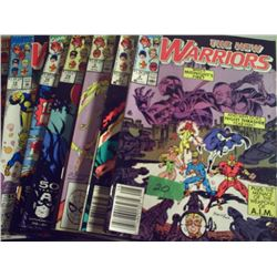 "11 MARVELS ""THE NEW WARRIORS"""