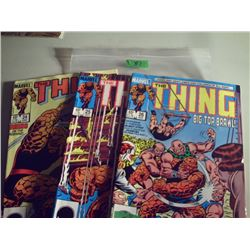 MARVEL COMICS THE THING #24 #25 & #26