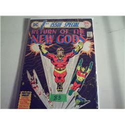 DC COMICS RETURN OF THE NEW GODS #13