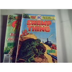 DC COMICS 2 SWAMP THING #22 AND #23