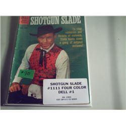DELL COMICS SHOTGUN SLADE #1