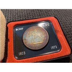 1973 SILVER DOLLAR