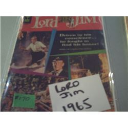GOLD KEY COMICS  LORD JIM