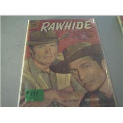 DELL COMICS   RAWHIDE   NO. 1097