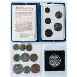Estate Coin Lot.