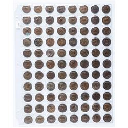 Group of (88) Great Britain Farthing Coins