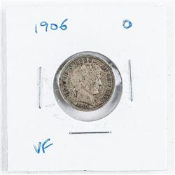 1906 USA Dime (VF)