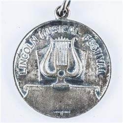1937 'Sterling' Coronation Medal