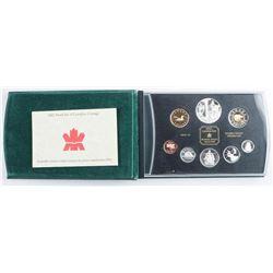 RCM - 2002 Golden Jubilee - .925 Silver Proof  Set