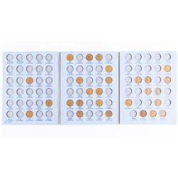 USA Lincoln Heat Cent Collection