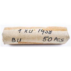 Roll 1958 (S) Viet Nam North Viet Name XU  Coins Aluminum US CAT - 5-8.00