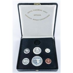 1867-1967 Centennial Specimen Silver Coin Set  (no gold)