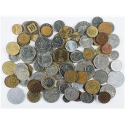 Estate Bag - Foreign Coins
