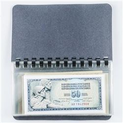 Currency Album World Notes