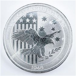 Victory in the Pacific .999 Fine Silver Coin