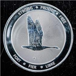 CANADA 150 - 1867-1967 Collector Medallion  .999 Fine 1oz