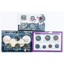 Group of (3) Special Edition - RCM PL Sets  2003, 2012, 2015