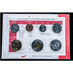 RCM 2012 UNC Coin Set