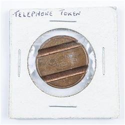 ITALY Vintage - Telephone Token, Gettone  telefonico