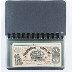 Currency Album - Collection World Notes